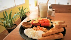 Healthy food Island Indah Restaurant Vegan