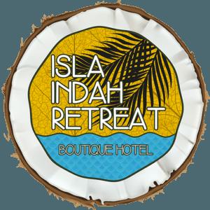 Logo Isla Indah Retreat