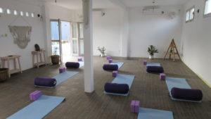 Yoga Hatha Yoga Vinyasa Nusa Lembongan Isla Indha Retreat