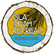 ISLA INDAH RETREAT LOGO 2019 -COCONUT 80x80
