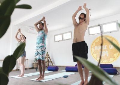 Hatha Yoga Retreat Bali Nusa Lembongan