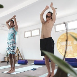 Hatha Yoga Retreat Bali Nusa Lembongan square