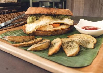 Healt Food Pisang Pisang Restaurant