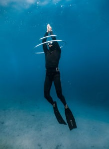 Freediving course Bali
