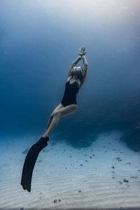Freediving classes Bali Nusa Lembongan