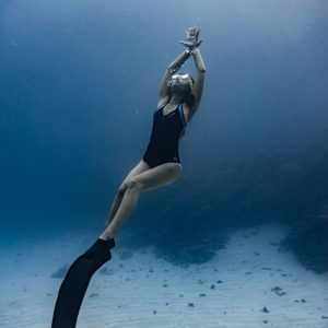 Freediving classes Bali Nusa Lembongan