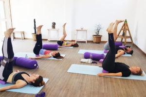 Yin Yoga Nusa Lembongan